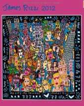 Poster calendier James Rizzi 2012