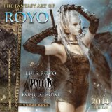 Art of Luis Royo 2008 Calendar